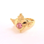 New Sailor Moon SuperS Brooch Ring